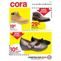 Catalogue Cora du 18 au 24 septembre 2018 (Depts 54 70 88)