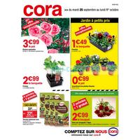 Catalogue Cora du 25 septembre au 1er octobre 2018 (Nord)