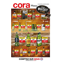 Catalogue Cora du 9 au 20 octobre 2018 (Massy)