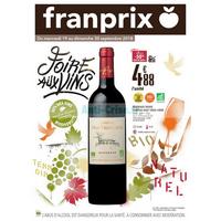 Catalogue Franprix du 19 au 30 septembre 2018