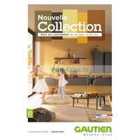Catalogue Gautier du 13 septembre au 7 octobre 2018