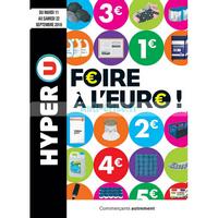 Catalogue Hyper U du 11 au 22 septembre 2018