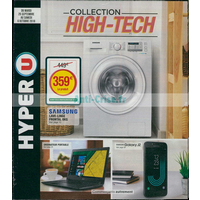 Catalogue Hyper U du 25 septembre au 6 octobre 2018 (High-Tech)