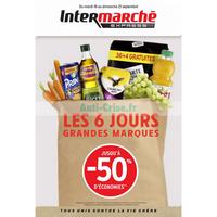 Catalogue Intermarché du 18 au 23 septembre 2018 (Version Express)