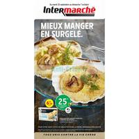 Catalogue Intermarché du 25 septembre au 7 octobre 2018 (Surgelés)
