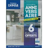 Catalogue Ixina du 1er au 31 octobre 2018