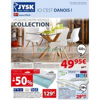 Catalogue Jysk du 26 septembre au 9 octobre 2018