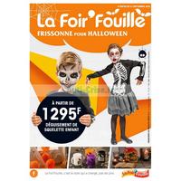 Catalogue La Foirfouille du 21 septembre au 30 octobre 2018