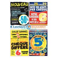 Catalogue Leclerc du 24 septembre au 20 octobre 2018 (Mazamet)
