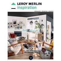 Catalogue Leroy Merlin du 18 septembre au 18 novembre 2018