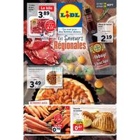 Catalogue Lidl du 19 au 25 septembre 2018