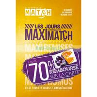 Catalogue Match du 2 au 7 octobre 2018
