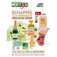 Catalogue Match du 2 au 7 octobre 2018 (Champagne Ardenne)