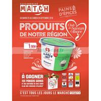 Catalogue Match du 25 au 29 septembre 2018 (Alsace)