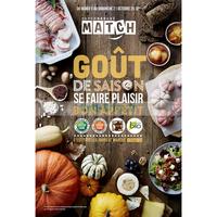 Catalogue Match du 9 au 21 octobre 2018