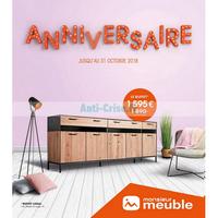 Catalogue Monsieur Meuble du 19 septembre au 31 octobre 2018
