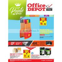 Catalogue Office Dépôt du 8 octobre au 4 novembre 2018