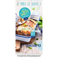 Catalogue Picard du 10 au 23 septembre 2018