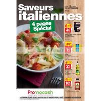 Catalogue Promocash du 13 au 22 septembre 2018 (Italie)