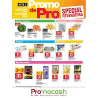 Catalogue Promocash du 13 au 22 septembre 2018 (Revendeurs)