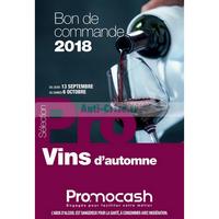 Catalogue Promocash du 13 septembre au 6 octobre 2018 (Vins)