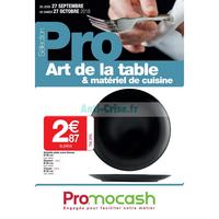Catalogue Promocash du 27 septembre au 27 octobre 2018