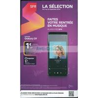 Catalogue SFR du 4 au 24 septembre 2018
