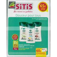 Catalogue Sitis du 19 au 30 septembre 2018