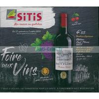 Catalogue Sitis du 19 septembre au 7 octobre 2018 (Foire aux Vins)