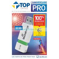 Catalogue Top Office du 17 au 30 septembre 2018