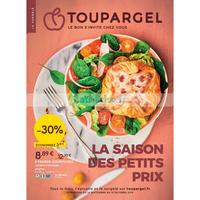 Catalogue Toupargel du 18 septembre au 12 octobre 2018