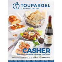 Catalogue Toupargel du 1er septembre 2018 au 31 août 2019 (Produits Casher)