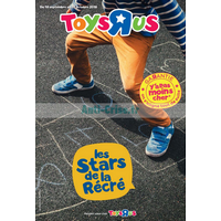 Catalogue Toys R Us du 19 septembre au 7 octobre 2018