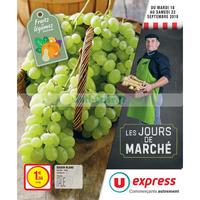 Catalogue U Express du 18 au 22 septembre 2018 (Nord)