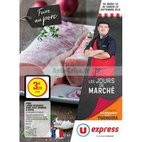 Catalogue U Express du 18 au 22 septembre 2018 (Ouest)