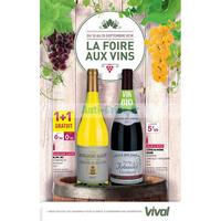 Catalogue Vival du 10 au 23 septembre 2018 (Foire aux Vins)