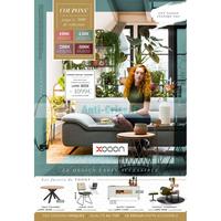 Catalogue Xooon du 3 octobre au 13 novembre 2018