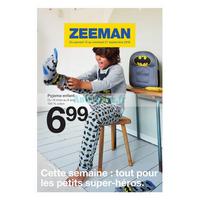 Catalogue Zeeman du 15 au 21 septembre 2018