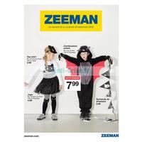 Catalogue Zeeman du 22 au 28 septembre 2018