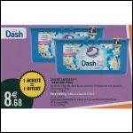 Bon Plan Lessive Dash Pods chez Leclerc (18/09 - 28/09) - anti-crise.fr