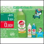 Bon Plan Eau de Javel La Croix chez Match (18/09 - 23/09)- anti-crise.fr