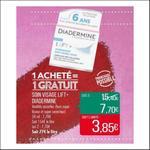 Bon Plan Crème Lift+ de Diadermine chez Match - anti-crise.fr