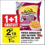 Bon Plan Frites Mc Cain chez Carrefour Market - anti-crise.fr