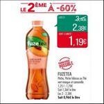 Bon Plan Boisson Fuze Tea chez Match - anti-crise.fr