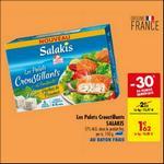 Bon Plan Palets Croustillants Salakis chez Carrefour - anti-crise.fr