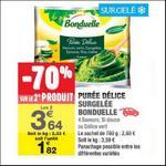 Bon Plan Purée Bonduelle chez Carrefour Market - anti-crise.fr