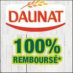 Offre de Remboursement Daunat : 1.2.3 Salade 100% Remboursé en 2 Bons - anti-crise.fr