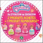 Offre de Remboursement Giochi Preziosi : 2ème produit Kekilou 100% Remboursé - anti-crise.fr