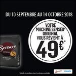 Offre de Remboursement Philips : Votre Senseo Original à 49€ - anti-crise.fr
