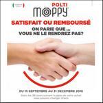 Offre d'Essai Polti : Moppy Satisfait ou 100% Remboursé - anti-crise.fr